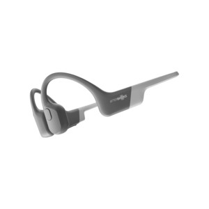 Aftershoks Casque Aéropex Gris